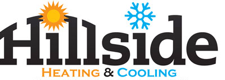 Hillside Heating and Cooling Logo